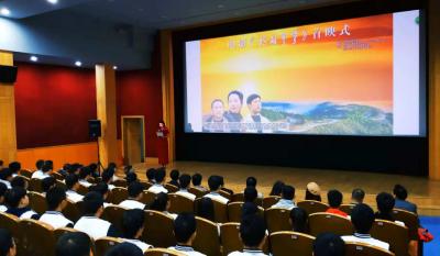"""全国首部""""四好农村路""""题材电影今天在武汉首映 现场观众给出高分好评"""