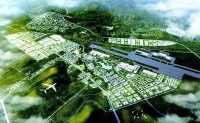 湖北一地公示重磅规划:航空新城、临空经济区来了!
