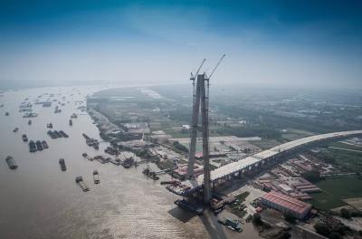 武汉将再添一座长江大桥 从光谷到新洲更方便