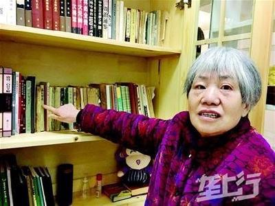 武汉七旬婆婆三年创作2000首诗歌