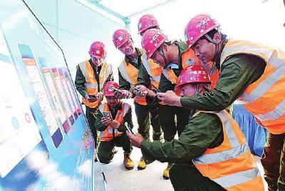 武汉6月起全面推行建筑工人实名制 目前已有11.6万人尝鲜 今年内力争覆盖率达80%