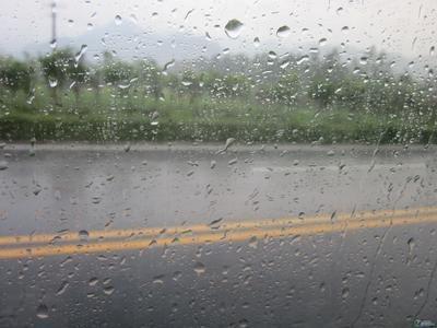 湖北多地暴雨来袭 武汉市发布大雾黄色预警