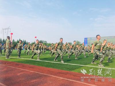 一起去参军!湖北省2019年征兵正式启动