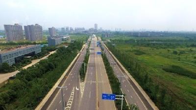 武汉与鄂州又多一条通道 25日全线贯通月底具备通车条件