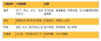 【视界】湖南柑橘调研: 老产区的技术、产业升级与救赎!