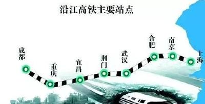 湖北又一高铁线征求公众意见!途径荆门、宜昌……