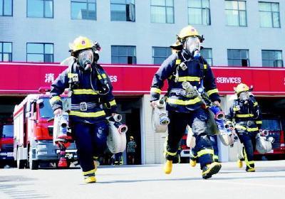 湖北省面向社会公开招录757名消防员