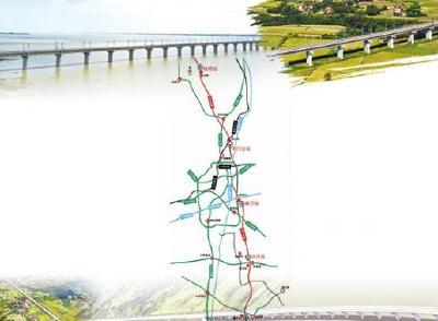 下月通车!浩吉铁路荆门段面纱揭开