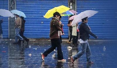 周末武汉风雨再起 冷空气发威!高温不足20℃