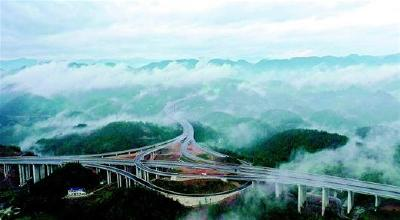 湖北:建恩高速可望年底通车