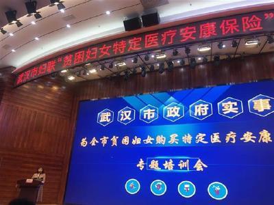 武汉为4.2万贫困妇女买医疗保险,这6种疾病可赔3万元