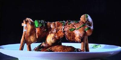 一份10片回锅肉卖400元 商家:猪肉一斤都涨到58了