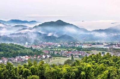 湖北新增6个全国生态文化村