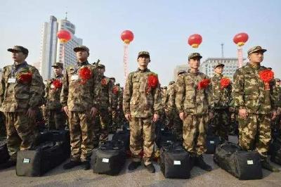 热血军营等你来!荆州市2020年征兵体检工作启动