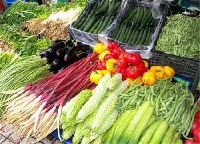 12月上旬菜价扫描:本地菜供应充足 外地菜价上涨