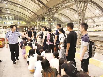 武汉警方冻结被骗款3.5亿 网络诈骗案下降两成