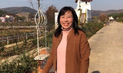 香草女神周丹丹 :科技化农业会是发展的方向