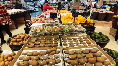 武汉真金白银力推猕猴桃产业,本地高端猕猴桃将扩种量产