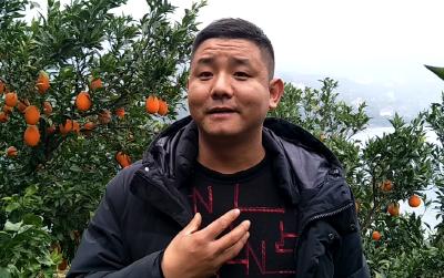 彭玉泉:做电商助秭归脐橙从深山走向全国 年收入60万