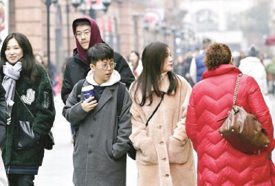 晴冷武汉 最高7℃,今日元旦天气有点冷
