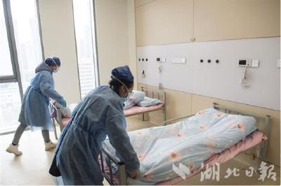 """武汉新增两所""""火神山医院"""",计划提供1560张床位"""