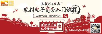 长江云垄上农学院:果木课堂之农村电商入门培训(内附音频)