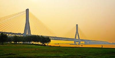 武汉市民注意了 天兴洲禁止游客上岛