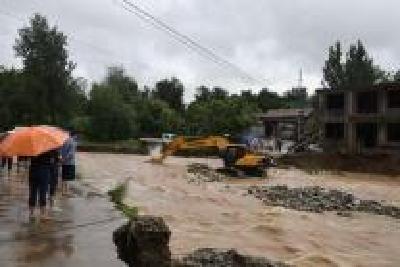 湖北发布未来一周地质灾害风险预测