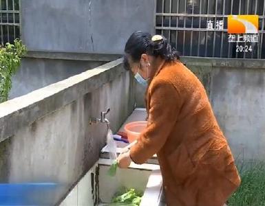 5年投入2个亿 松滋解决23万乡亲安全饮水问题