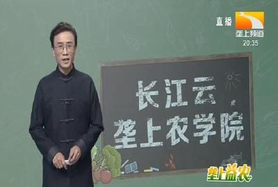 垄上农学院 2020-05-25