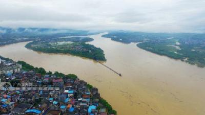 出梅后江河湖库仍将处于高水位运行 防汛要继续加强巡堤查险