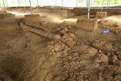 一眼千年,天门石家河掘出的上古迷城
