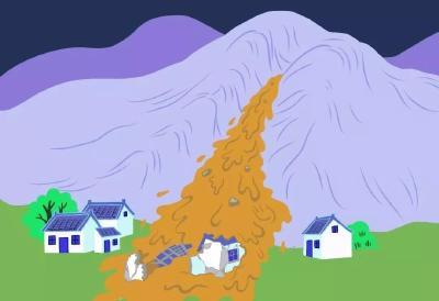 最新地质灾害预警,这些地方发生滑坡泥石流风险大