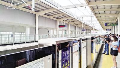 黄冈五县市区融入武汉半小时通勤圈