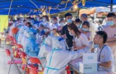 武汉全员核酸检测顺利完成 覆盖超过1128万人