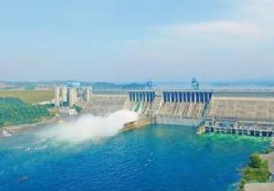 长江流域强降雨来临 丹江口水库下泄流量加大