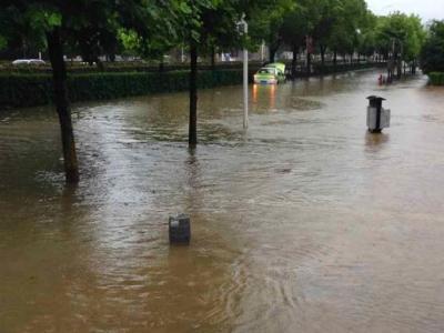 湖北省西部迎新一轮降雨 汉江流域防汛形势较为严峻