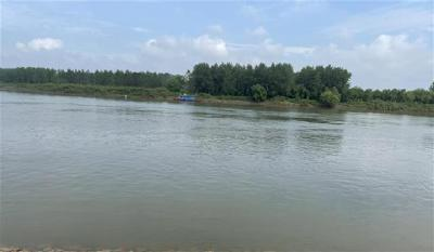 汉江中下游皇庄至汉川持续超警戒水位