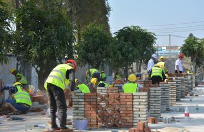 乡村建设不能只靠经验施工  我省为每个村培训一到两名合格工匠