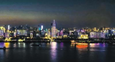 中秋带动夜游新体验  汉口江滩入选全国十大赏月胜地