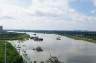 上游再迎强降雨 汉江水位还会涨