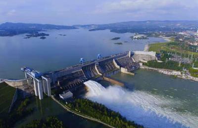 167.4米!丹江口水库超历史最高水位纪录