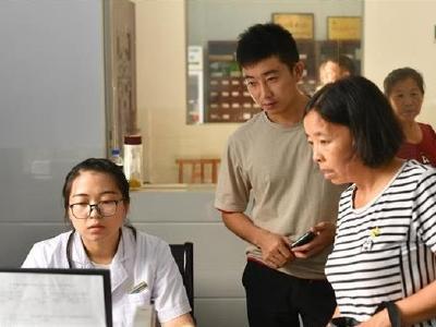 湖北加速推进大学生村医工程 已有约4000人陆续上岗