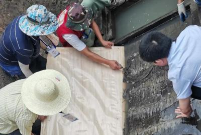 云梦县一建设工地发现秦汉时期古墓葬